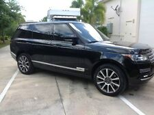 Land Rover : Range Rover Autobiography