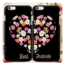 CUTE Best Friends Phone Case, Couple Pair Matching Case For iPhone - FREE GIFT!