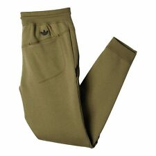 Adidas Originals Sport Luxe Cuffed Pants (Olive Green) Men's AA9973