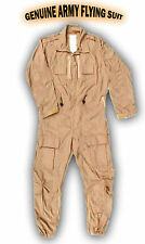 Flying Suit British Army Flying Suit AFV Armoured Fighting Vehicle Coveralls
