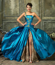 Luxury Long Prom Dresses Formal Evening Party Quinceanera Masquerade Ball Gowns
