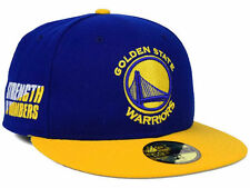 Official Golden State Warriors New Era 59FIFTY Strength in Numbers Fitted Hat