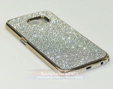 Bling Swarovski Element Crystal Cell Phone Cover Case For Samsung Galaxy S6 Edge