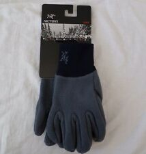 New Arc'teryx Delta AR Fleece Insulated Gloves Heron Size L XL