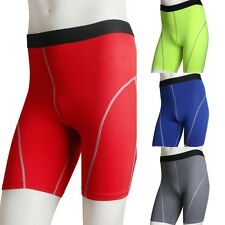 S-XXL Men Athletic Compression Sport Shorts Under Base Layer Short Pants Legging