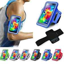 Sports Armband Case Holder All Apple iPhone Gym Running Jogging Arm Band Strap