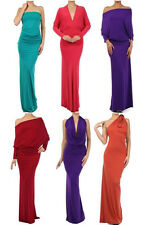 Convertible Multiway Jersey Maxi dresses LC60098 7 colors 2015 party women lady