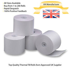 57x38mm Till Rolls, Recommended Supplier, Buy From 20-200 Rolls at Low Prices