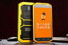 "Hummer H8 5.0"" Waterproof 3G Rugged Dual Core Android 4.4.2 Unlocked Smartphone"