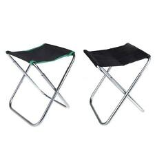 Portable Folding 600D PVC Aluminum Oxford Chair OutdoorFishing Camping Optional