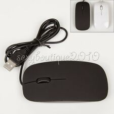 Computer PC Desktop USB Wired Mouse Optical for windows7/vista/Mac/XP/ME/2000