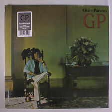 GRAM PARSONS: Gp LP Sealed (180 gram reissue, gatefold cover) Rock & Pop