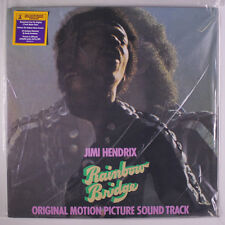 JIMI HENDRIX: Rainbow Bridge (original Motion Picture Sound Track) LP Sealed (2