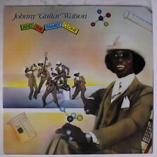 JOHNNY GUITAR WATSON: And The Family Clone LP (cut corner) Soul