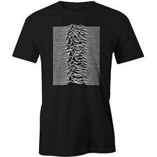 PSR B1919+21 Signal - Joy Division Unknown Pleasures T-shirt Album LGM  NEW