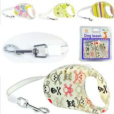 Automatic Retractable Leash Lead Strap Adjustable Leash Rope For small Dogs PQ21
