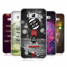 HEAD CASE CHRISTIAN TYPOGRAPHY SERIES 1 GEL CASE FOR SAMSUNG GALAXY E7 E7000 LTE