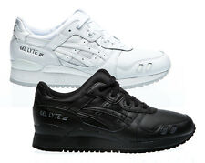 Asics Gel-Lyte III Pure Pack white black H534L Sneaker Schuhe Shoes