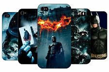 BATMAN GOTHAM MOVIE Cavaliere Oscuro sorge JOKER minifig HARD BACK CASE per APPLE IPHONE
