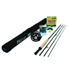NEW - Echo Boost Fly Rod 590-4 Fly Rod Outfit - FREE SHIPPING!