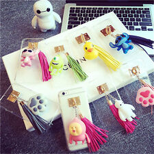 Lovely 3D Cartoon Toy Doll Design Case Cover For Various Samsung Galaxy phones