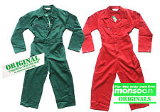 Childrens Boiler suit, Tractor Suit, Coverall – Monsoon branding