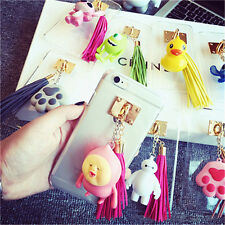 Cute 3D Cartoon Toy Doll Case Cover For Various Sony Mobile phone