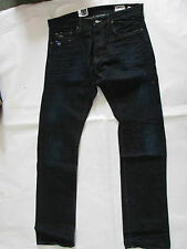 G-Star Raw mens 3301 slim jeans 50127.3141.1241 kruce denim colour 3D raw
