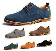 Hot Suede European style leather Shoes Mens oxfords Casual Fashion US SIZE 6-13