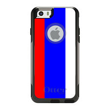 OtterBox Commuter for iPhone 5S SE 6 6S 7 Plus Russia Russian Flag