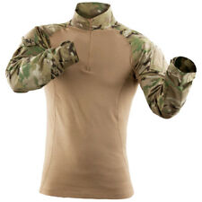 5.11 Us Tactical Rapid Assault Mens Shirt Military Ubacs Genuine Multicam Camo