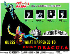 Guess What Happened To Count Dracula - 1970 - Movie Poster