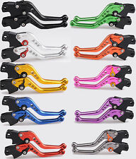 Shorty Clutch Brake Lever for Suzuki  gsr GSF 600/750/1000/1300 KATANA GSF SV650