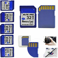 2G 4G 8GB 16GB 32GB SD SDHC Secure Digital Flash Memory Card For Camera DSLR SLR