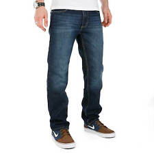 Sequence Jeans Trousers Easy Pant dark blue denim