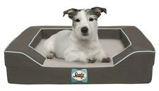 Sealy Bolster Dog Bed