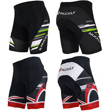 Outdoor Sports Mens Bike Tights Cycling Riding 3D GEL Padded Shorts Bicycle Wear