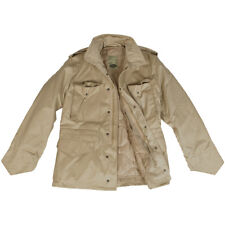 M65 Military Army Field Combat M-65 Mens Jacket Winter Patrol Coat Khaki  S-3XL