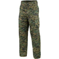 BDU Army Combat Mens Trousers US Military Marpat Digital Woodland Camo : S-XXL