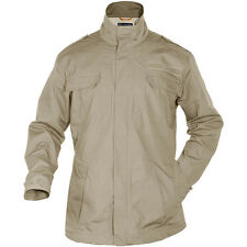 5.11 Classic M65 Mens Army Field Jacket Military Taclite Ripstop Coat TDU Khaki