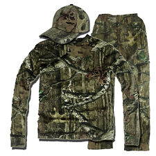Hunting Pants Jacket Camo Camouflage Deer Army Military Fishing Real Tree Bow