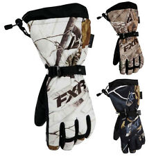 FXR Racing Fuel Realtree Mens Snowboard Skiing Snowmobile Gloves