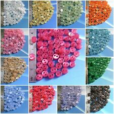 Rare! 25 Small Tiny Mini Little Micro Doll Figure Clothes Sewing Buttons 4.5mm