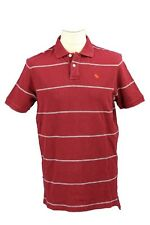 Abercrombie & Fitch Polo Shirt Men Size M - L - XL