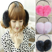 Sales Women Fashion Winter Earmuffs Earwarmers Ear Muffs Earlap Warmer Headband