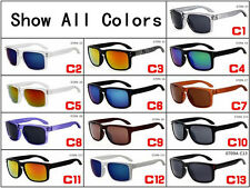 New Retro Fashion Men and Women Sports Outdoor UV400 Cycling Sunglasses