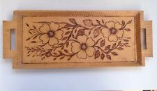 Hand Crafted Wooden Tray