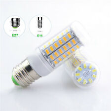 E27 E14 10/18/20/25/30W LED 72/96L 5730 Cover Corn Spot Light Lamp Bulb 110/220V