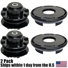 PT104 Plus Commercial Bump Feed Line Spool Cap Trimmer Line Combo Redmax Whacker