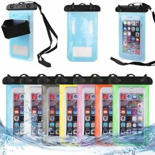 Universal Waterproof Bag Underwater Dry Case Cover Pouch For Cell Phone GPS PDA